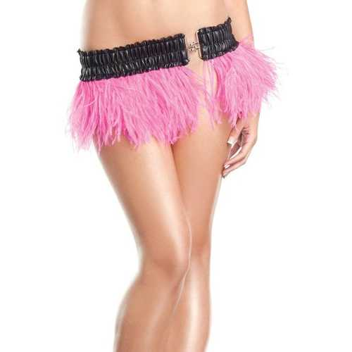 BW1500HP Ostrich Feather Skirt