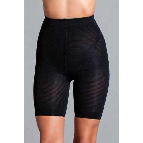 BWK142BK Unseen Lines Shapewear Shorts - Black