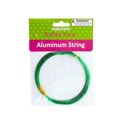 Aluminum Craft Wire ( Case of 60 )