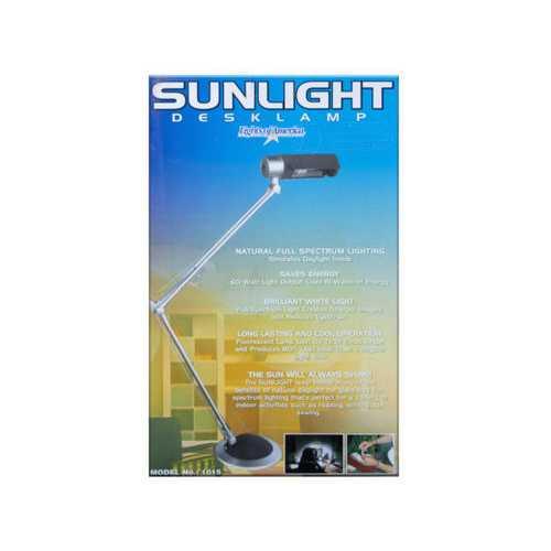 60 Watt Sunlight Desklamp ( Case of 1 )