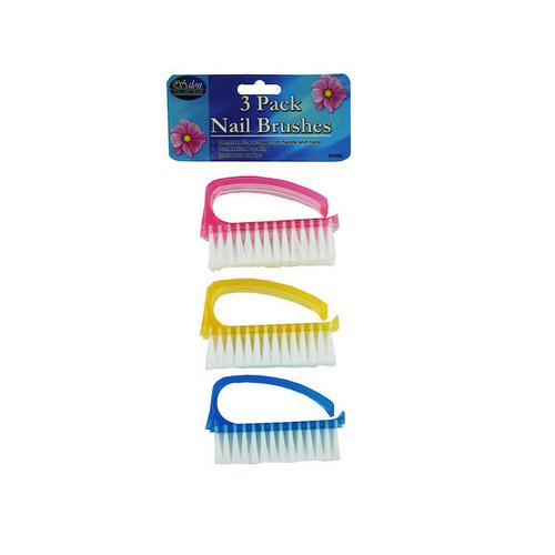 Nail Brush Set ( Case of 48 )