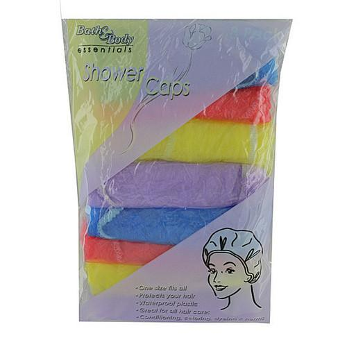 Shower & Hair Care Caps Set ( Case of 72 )