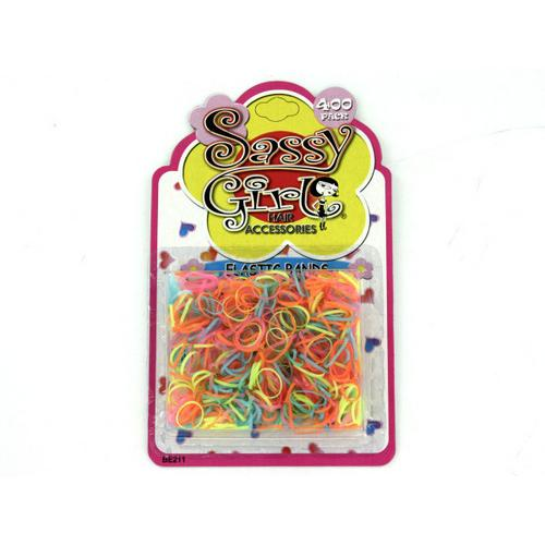 Snag Free Elastic Hair Bands ( Case of 72 )
