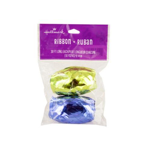 Lavender & Lime Green Gift Ribbon ( Case of 72 )