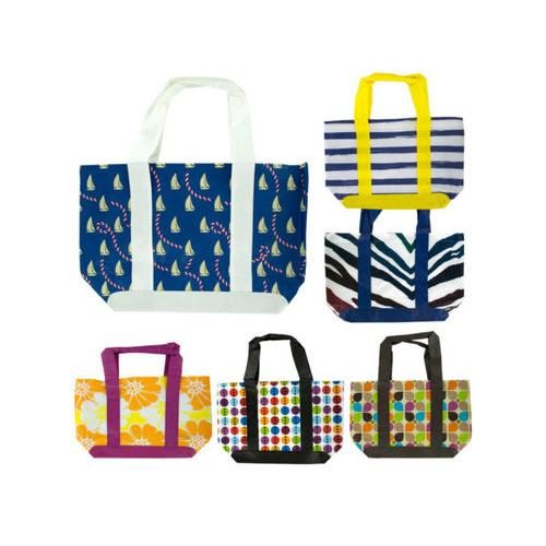 Colorful Beach Tote Bag ( Case of 24 )
