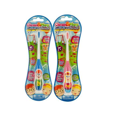 ABC Sing Along Musical Toothbrush ( Case of 24 )
