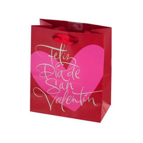 Feliz Dia de San Valentin Gift Bag ( Case of 72 )