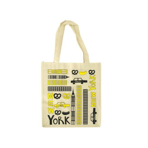 New York Multi-Purpose Tote Bag ( Case of 24 )