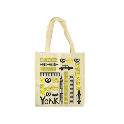 New York Multi-Purpose Tote Bag ( Case of 48 )