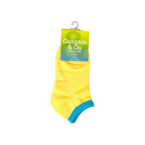 Girl Socks 9-11 Assorted Colors ( Case of 48 )