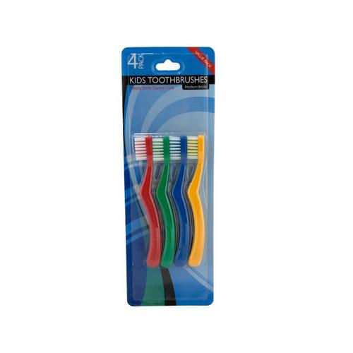 Kids Toothbrush Set ( Case of 24 )