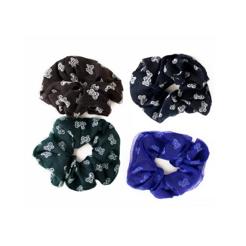Butterfly Layered Chiffon Hair Twister ( Case of 24 )