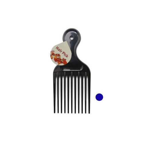 Hair Pick 1pc ( Case of 48 )