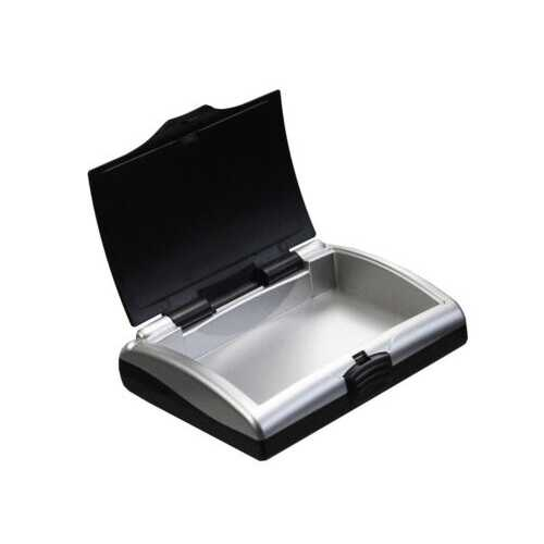 Desktop 4 Port High Speed USB Hub with Business Card Holder ( Case of 20 )