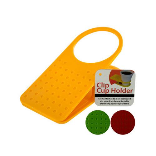Clip Cup Holder ( Case of 24 )