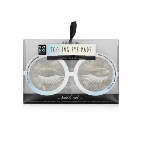 Soko Ready Cooling Gel Eye Pads ( Case of 24 )