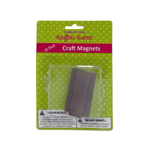 Craft Magnet Strips ( Case of 48 )
