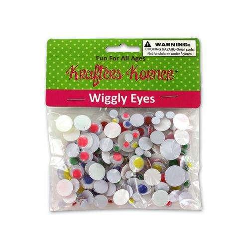 Wiggly Eyes ( Case of 36 )