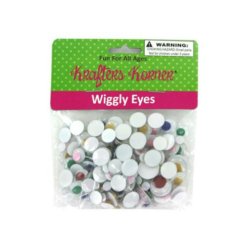 Wiggly Eyes ( Case of 48 )