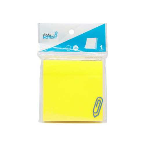 "3"" X 3"" Yellow Sticky Notes ( Case of 24 )"