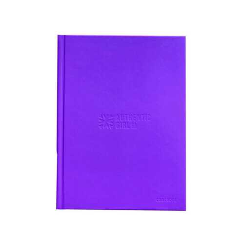 192 Page Purple Address/Contact Journal ( Case of 36 )