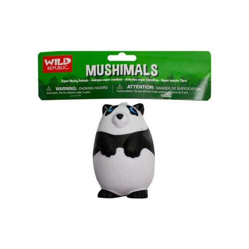 wild republic mushimals squishy panda ( Case of 72 )