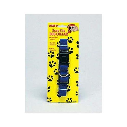 Adjustable Nylon Dog Collar ( Case of 24 )