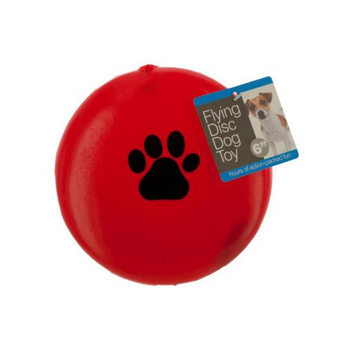 Flying Disc Dog Toy Countertop Display ( Case of 24 )