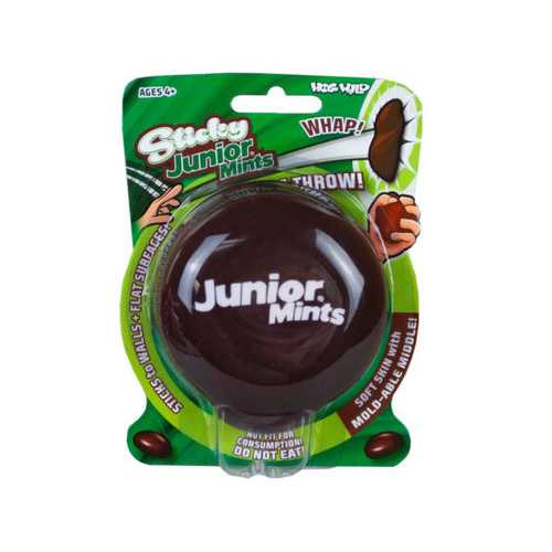Junior Mints Sticky Throw Toy ( Case of 36 )