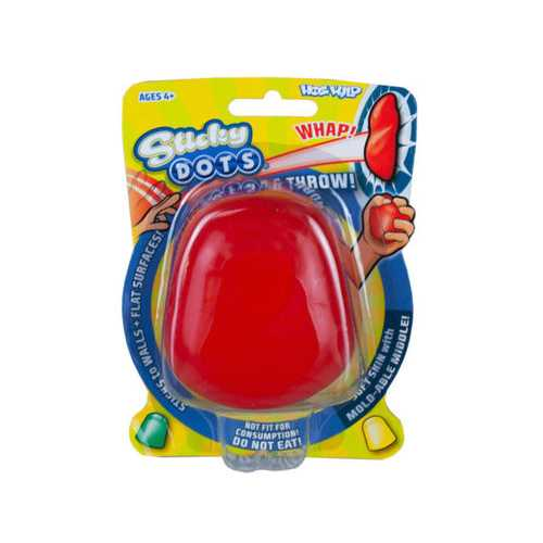 Dots Sticky Throw Toy ( Case of 24 )