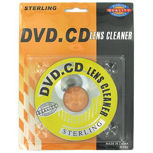 DVD & CD Lens Cleaner ( Case of 36 )
