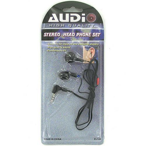 Stereo Headphone Set ( Case of 25 )