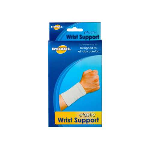 Elastic Wrist Support Sleeve ( Case of 48 )