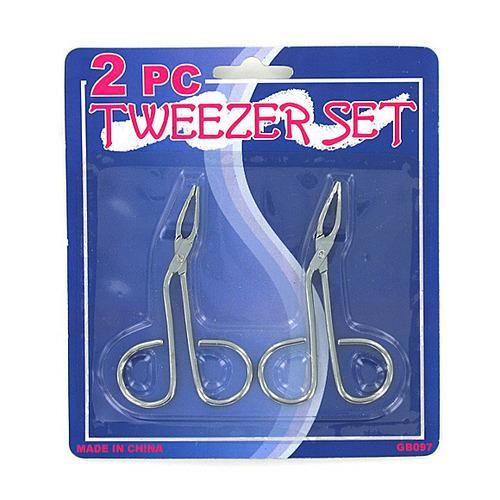 Tweezers Set ( Case of 108 )
