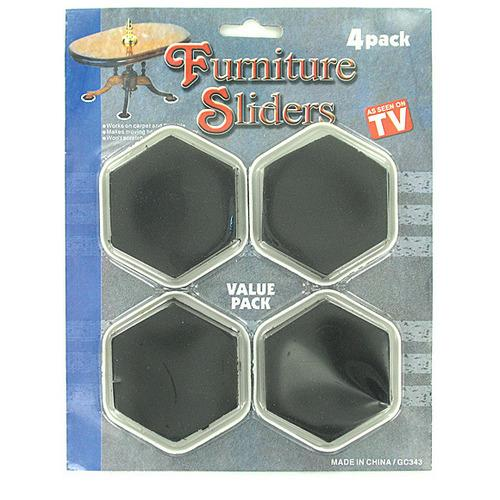 Furniture Sliders ( Case of 24 )