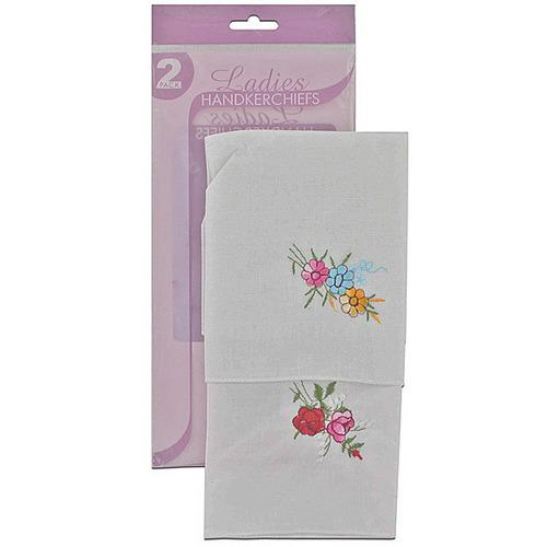Ladies Handkerchief Set ( Case of 72 )