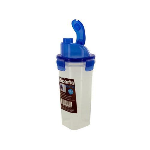 21 oz Flip Top Sports Bottle ( Case of 12 )