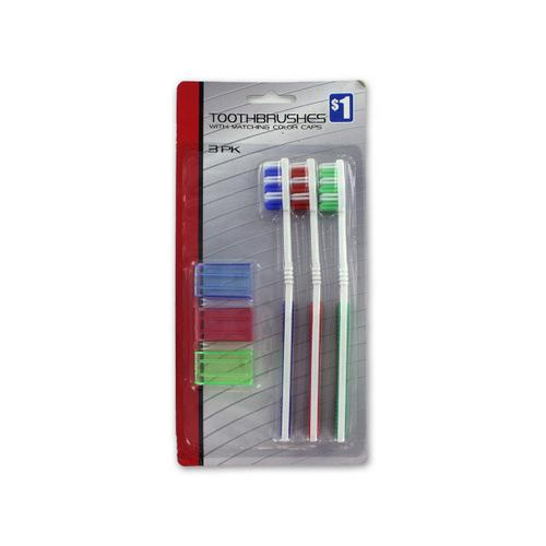 Toothbrush Set Countertop Display ( Case of 24 )