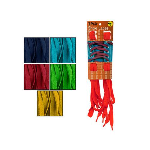 Colorful Shoelaces Set ( Case of 40 )