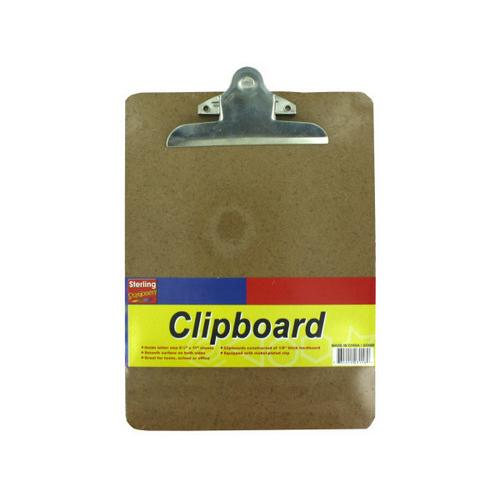 Wood Clipboard ( Case of 24 )