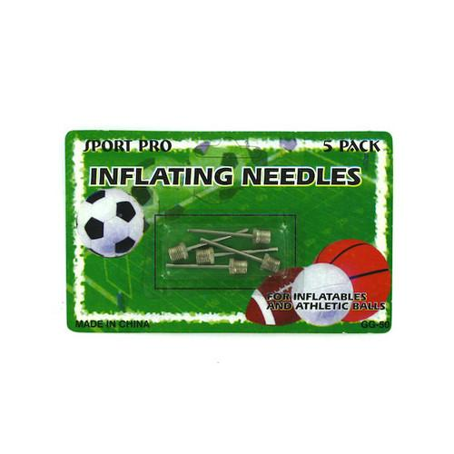 Sports Ball Inflator Needles ( Case of 48 )