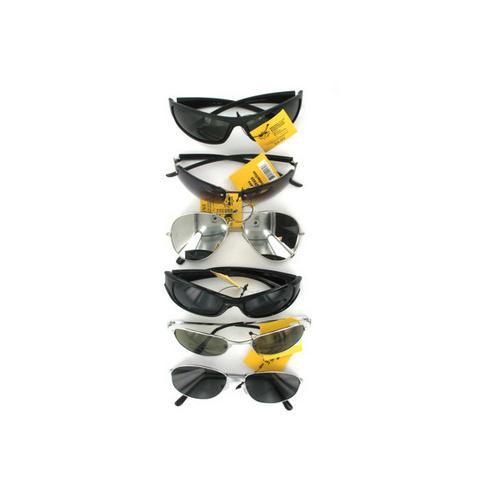 Protective Fashion Sunglasses ( Case of 24 )