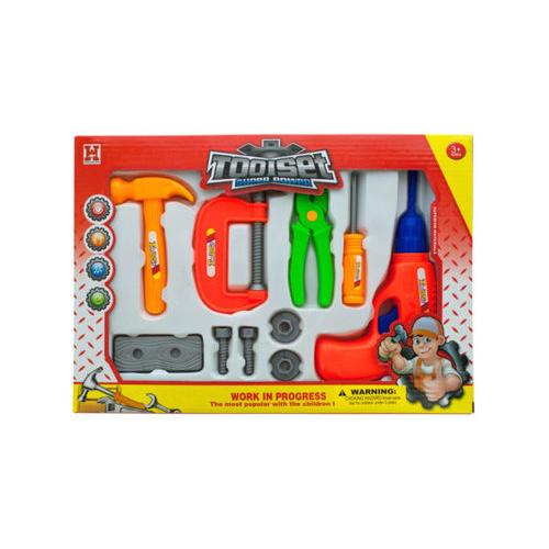 Construction Tool Play Set ( Case of 4 )