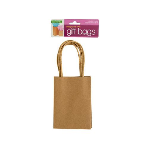Small Design Your Own Gift Bags Set ( Case of 24 )