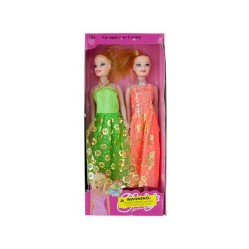 Fancy Fashion Doll Set ( Case of 18 )