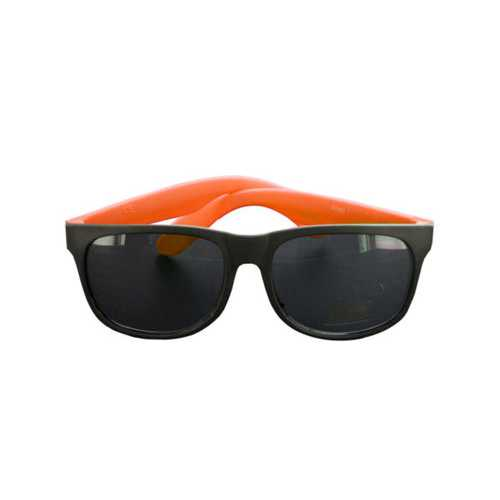 Black & Orange UV 400 Protection Sunglasses ( Case of 72 )