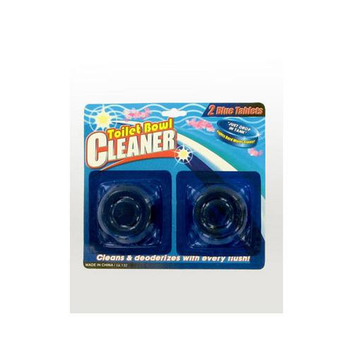 Toilet Bowl Cleaner Tablets ( Case of 48 )