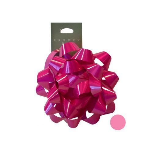 Self-Adhesive Carnival & Pom Pom Gift Bows ( Case of 60 )