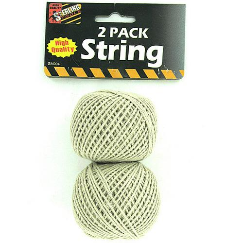 All-Purpose Cotton String ( Case of 72 )