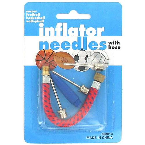 Sports Inflator Needle Kit ( Case of 24 )